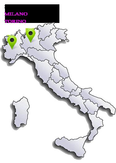 cliniche italiane Torino e Milano